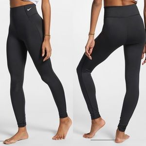 Nike Pro💕Seamless Black Yoga High Rise Leggings